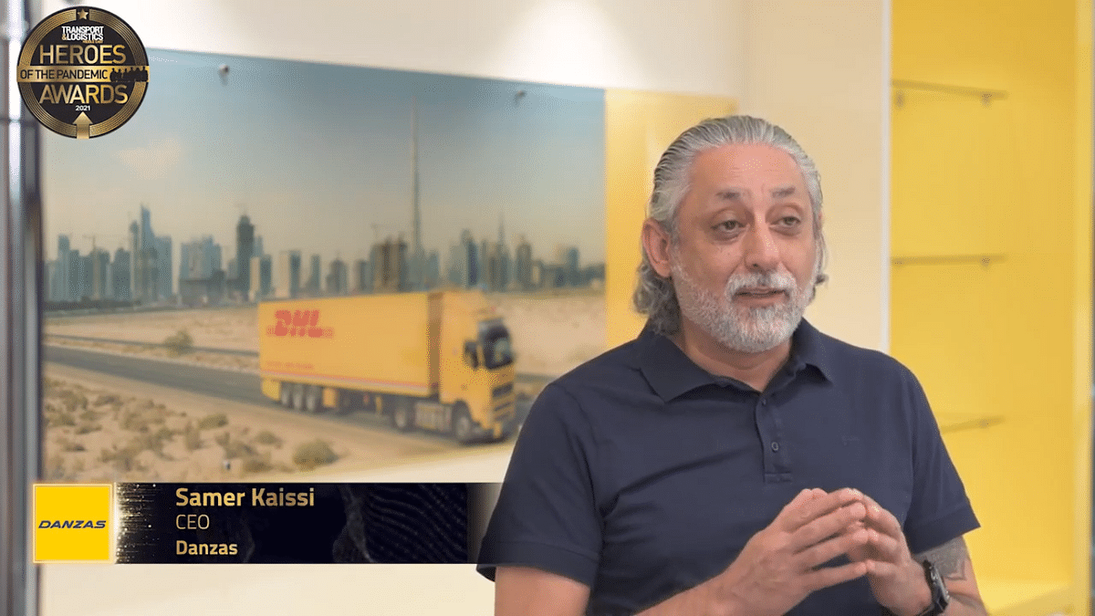 """Exclusive Video: Danzas CEO on """"Connecting People and Improving Lives"""""""