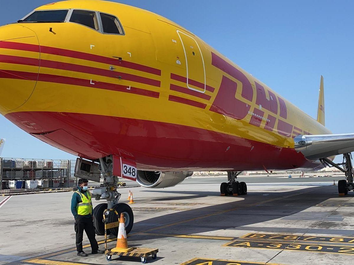 DHL Express MENA Grows Regional Fleet with 7 New Boeing 767-300Fs