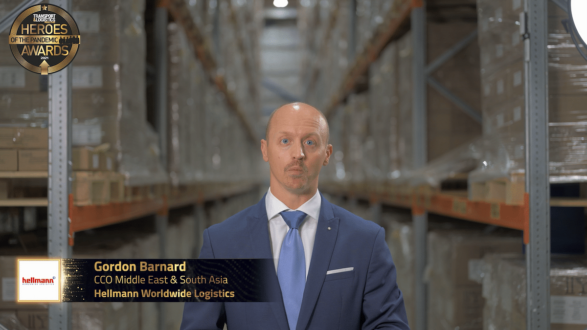 Exclusive Video: How Hellmann Taskforce Fought Against the Pandemic