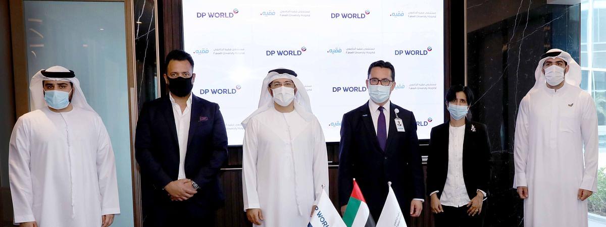 DP World and Fakeeh University Hospital Sign Supply Chain Partnership