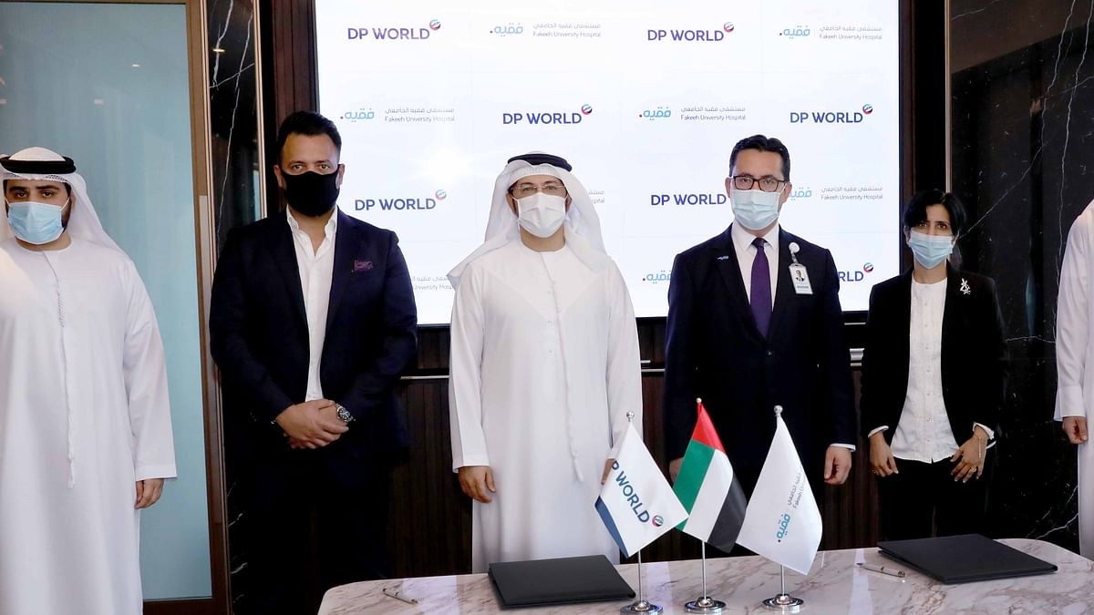 DP World and Fakeeh University Hospital Sign Supply Chain Partnership
