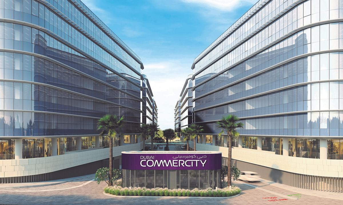 Dubai CommerCity Launches First Phase of New Facilities