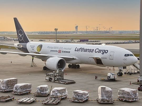 DB Schenker and Lufthansa Cargo Partner for CO2-Free Aviation