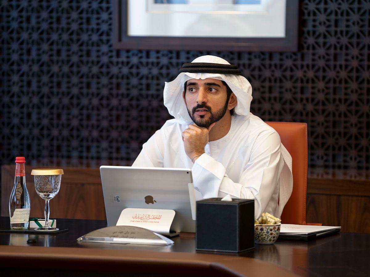 Hamdan bin Mohammed Launches Digital Crowdfunding Platform Dubai Next