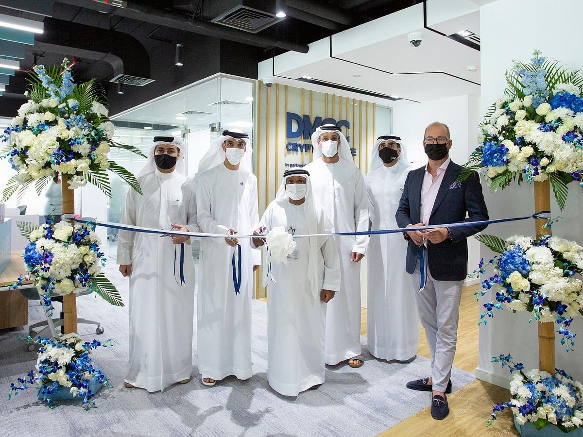 DMCC Launches Crypto Centre