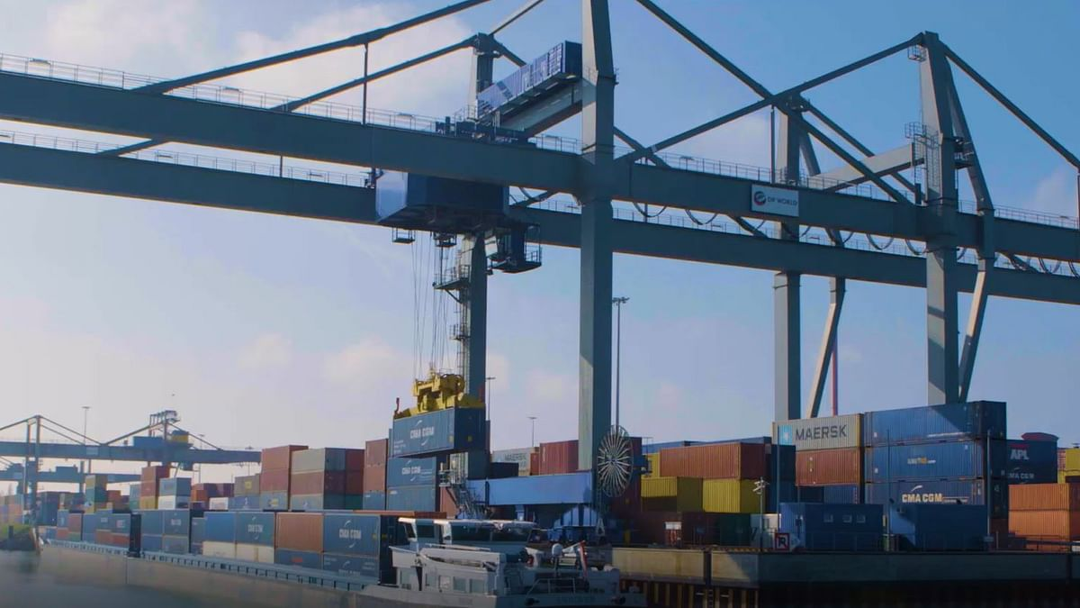 DP World Expands European Inland Network