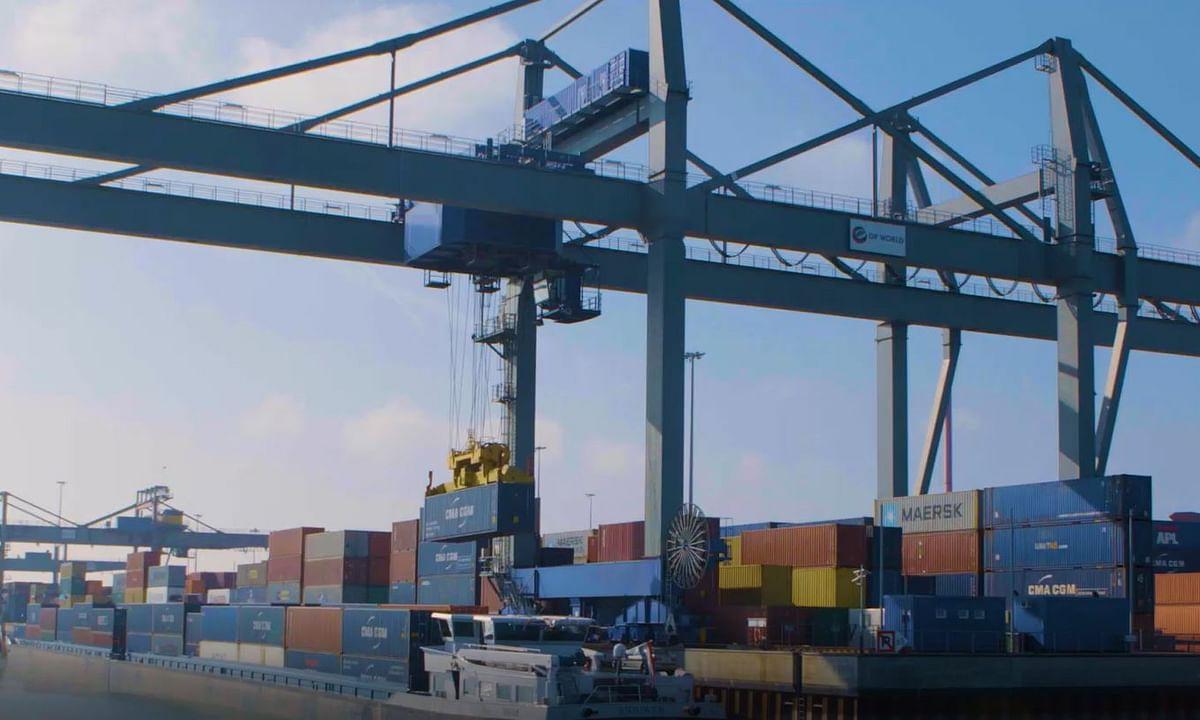 DP World Expands European Inland Network