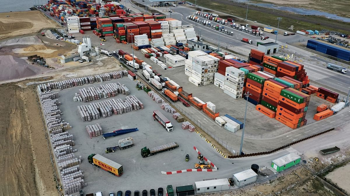DP World London Gateway Signs Deal with Big UK Road Transport Operator