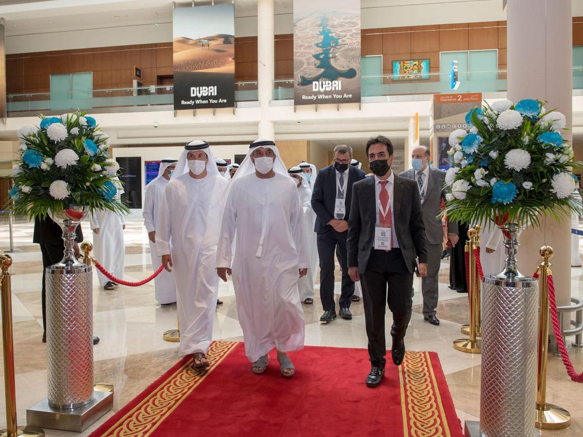 Airport Show's 20th Edition Opens in Dubai