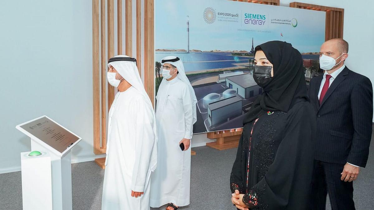 Dubai Inaugurates Green Hydrogen Project