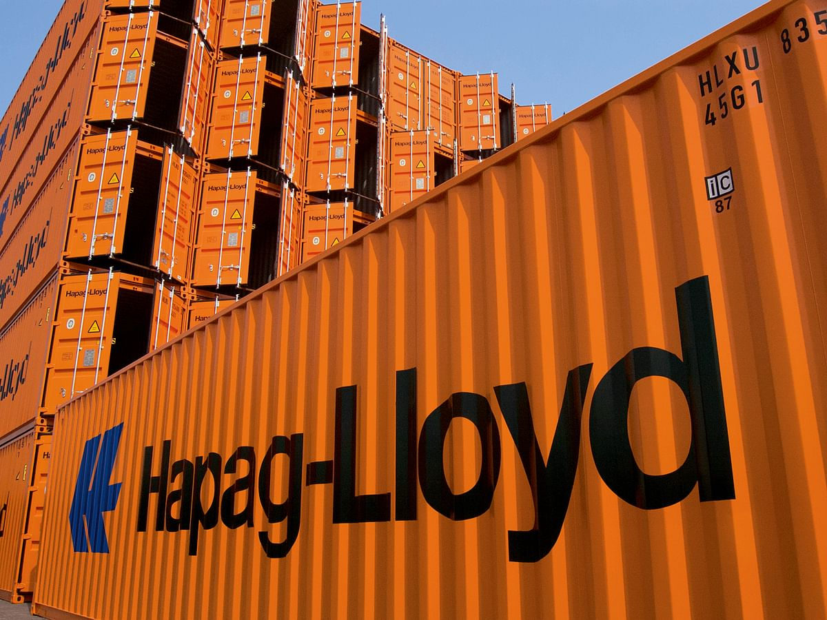 Hapag-Lloyd Orders 60,000 TEU of Standard Containers