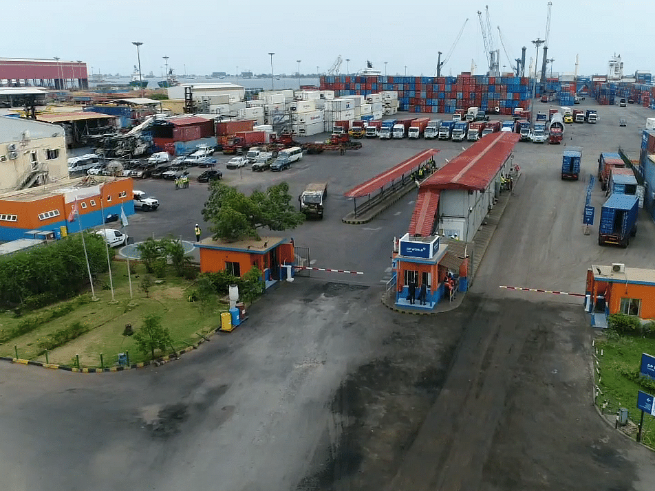 DP World Luanda Terminal Goes Live with CARGOES TOS+ (ZODIAC)