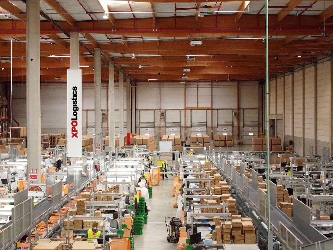 XPO Logistics Automates e-Commerce Returns in France
