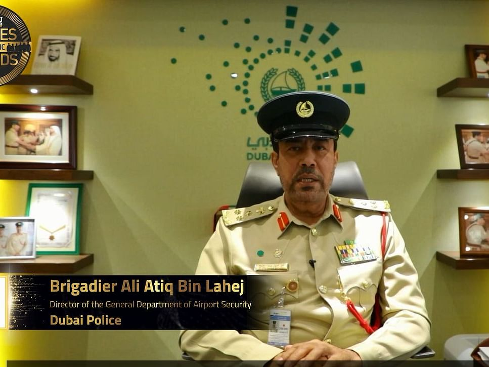 Exclusive Video: How Dubai Police is Securing Movement of Air Cargo