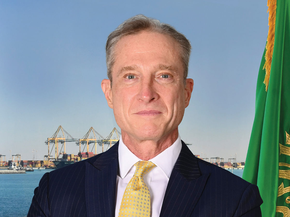 Jay New Appointed CEO of King Abdullah Port