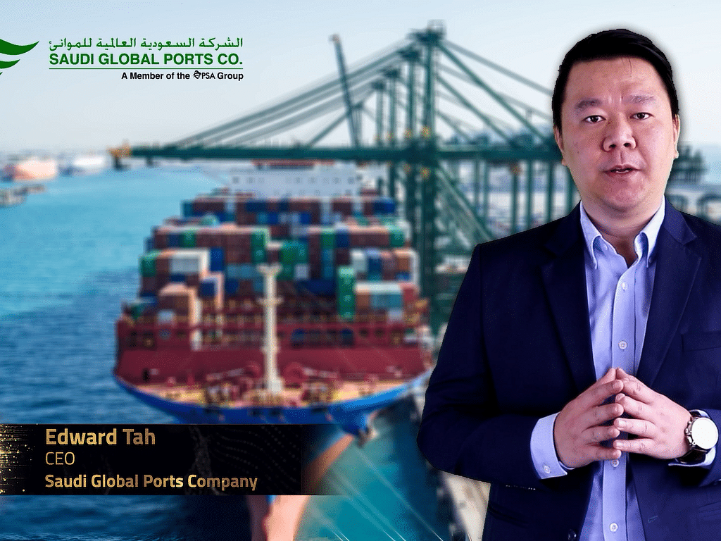 Exclusive Video: Saudi Global Ports Maintains Operations with Safety