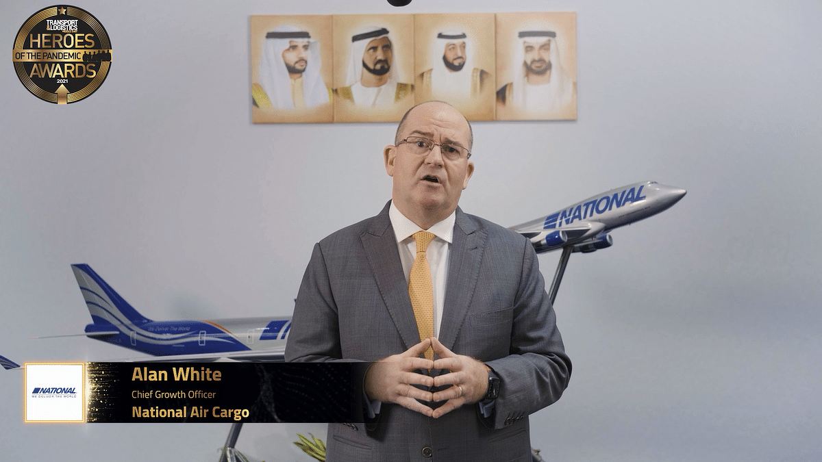 Exclusive Video:National Air Cargo - Delivering to the World in Crisis