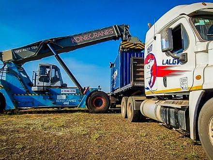 DP World Komatipoort Handles its First Transit Import via Maputo