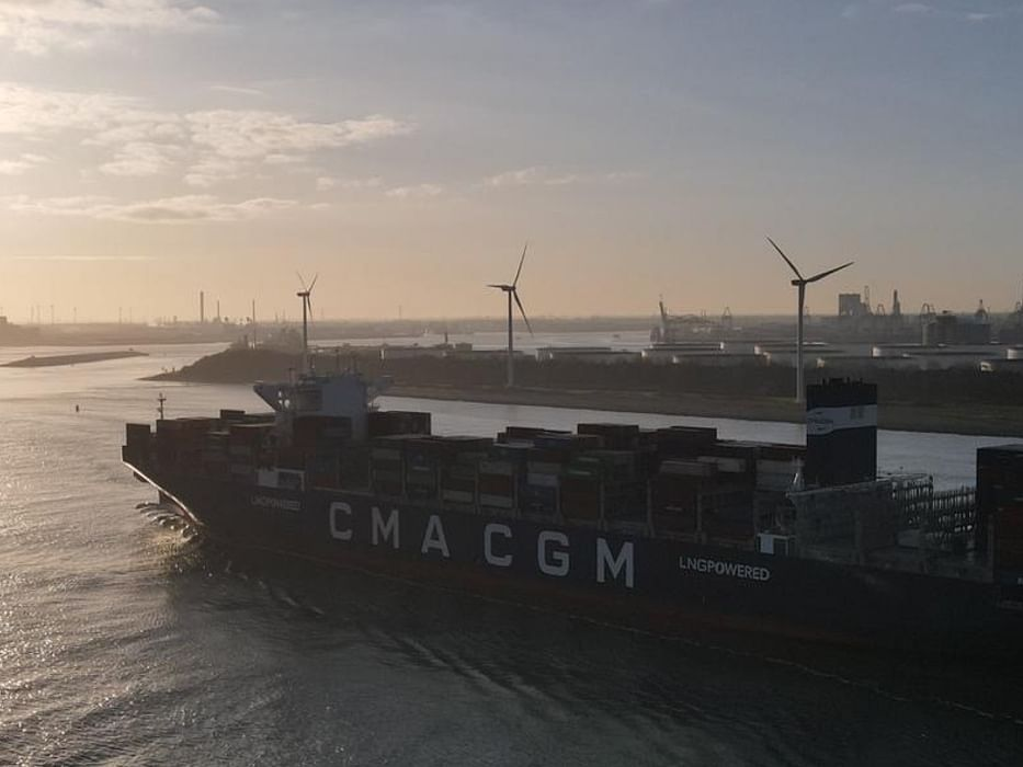 The CMA CGM Group Orders 22 New Vessels