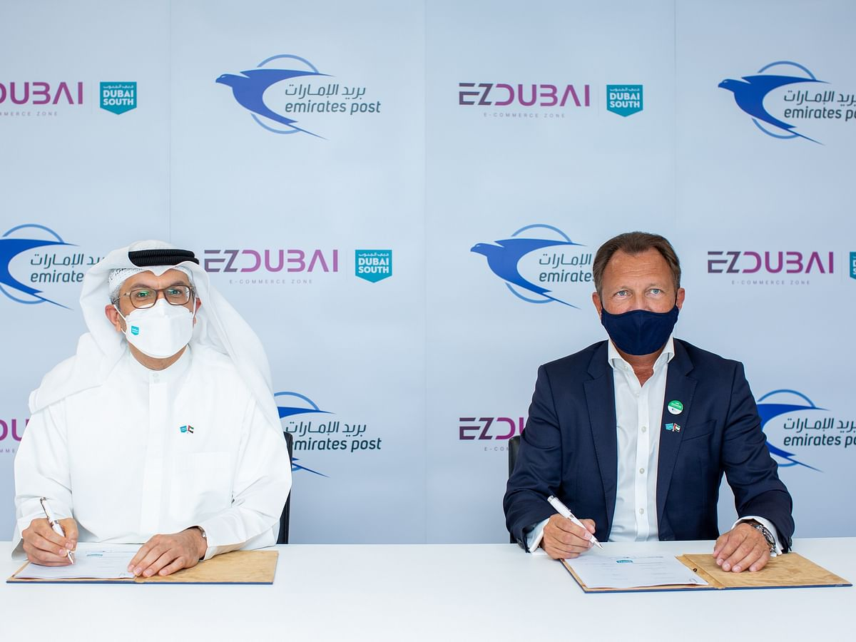 Emirates Post Sets Up e-Commerce Fullfilment Facility at EZDubai
