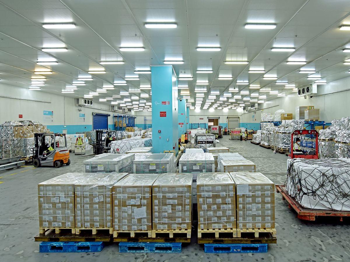 Emirates SkyCargo Expands Pharma Cool Chain Infrastructure in Dubai