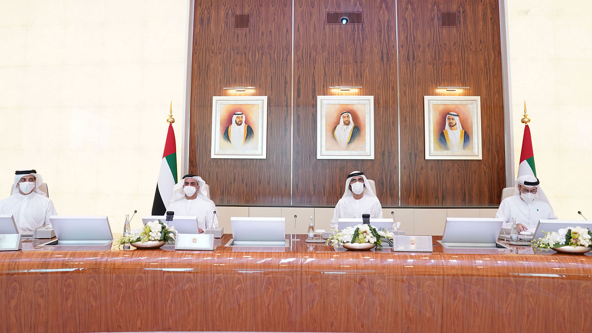 UAE Cabinet Approves National Agenda for Non-oil Exports and Trade