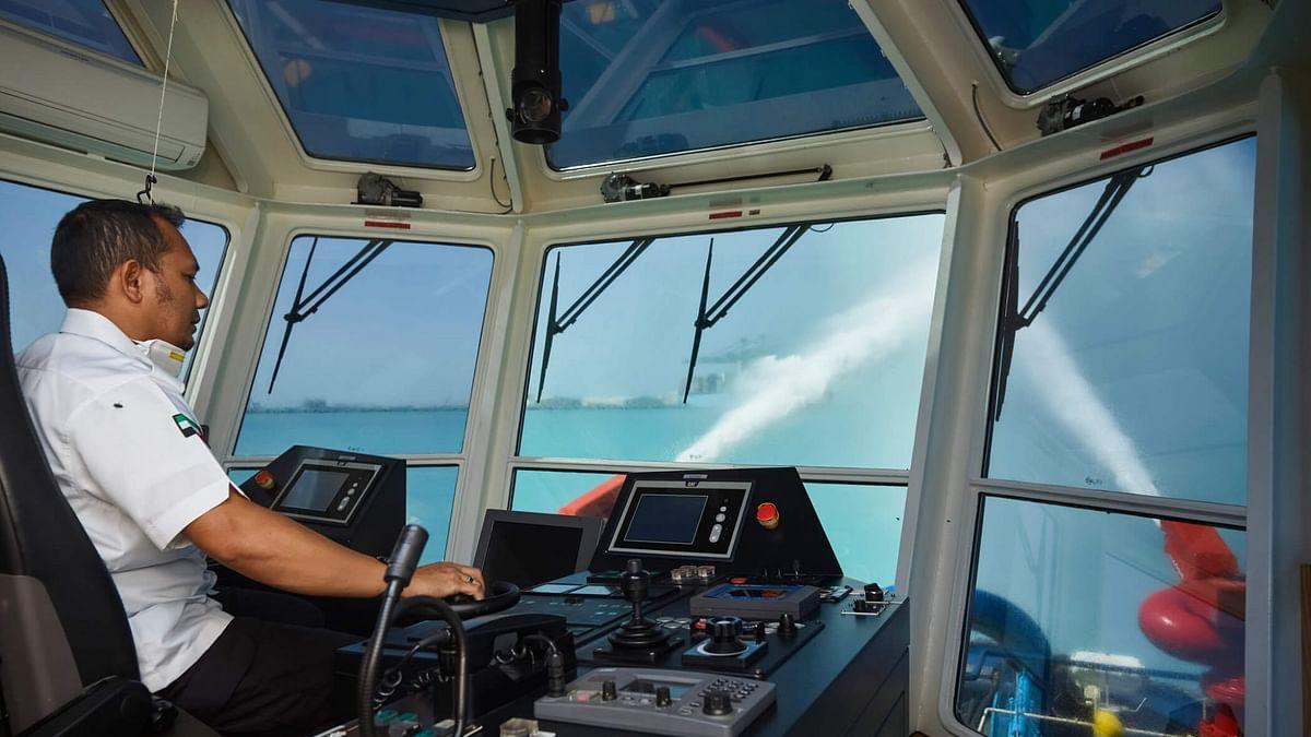 Abu Dhabi Ports Celebrates 'Day of the Seafarer'