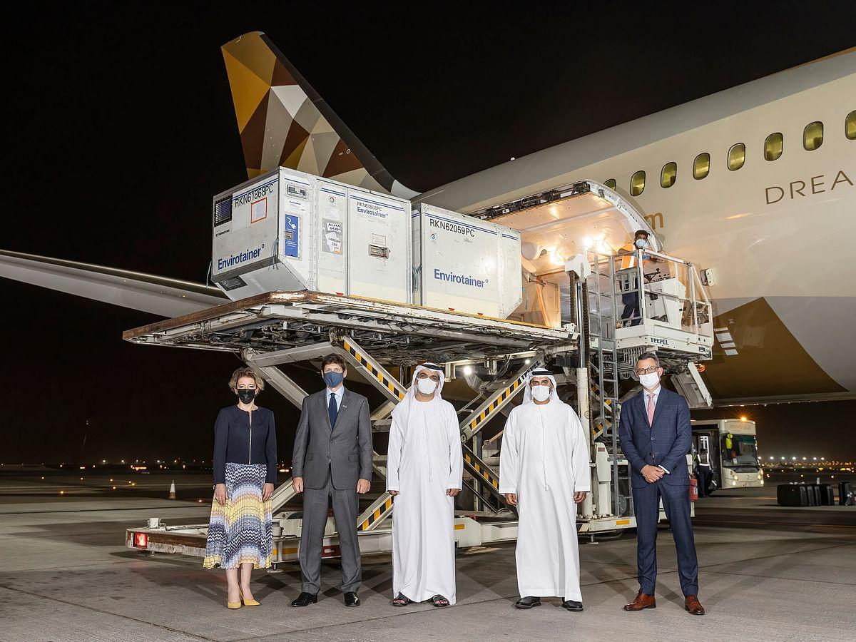 Abu Dhabi First Globally to Receive Revolutionary Anti-Covid Drug