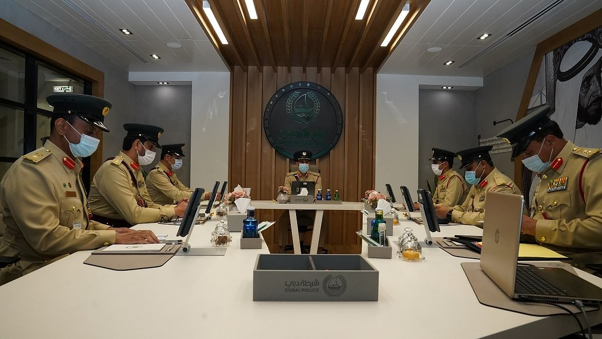 Dubai Police Smart Channels Handle over 44,000 Transactions per Minute