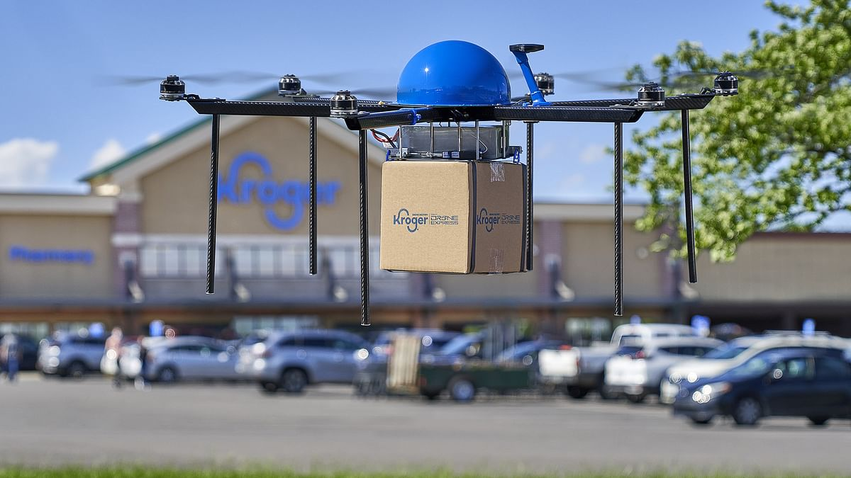 Drone Express and FarEye to Launch Intelligent Drone Deliveries in USA