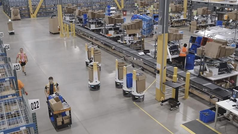 DHL Supply Chain Expands Agreement with Locus Robotics