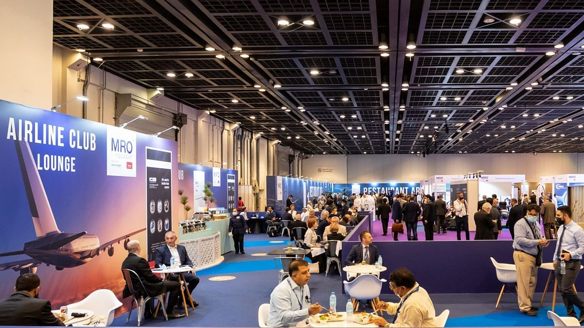 Signings at MRO Middle East Signal Upward Swing for Aviation Industry