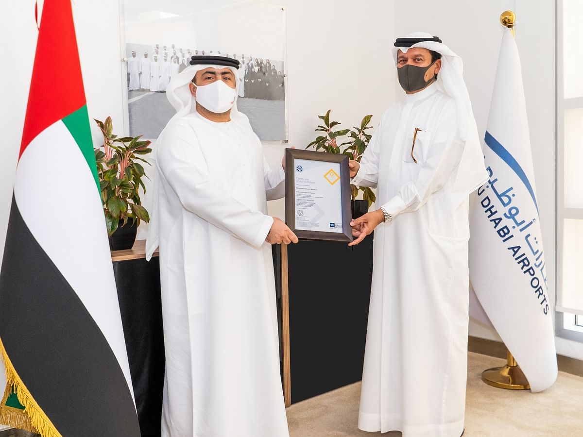 Abu Dhabi Airports Awarded ISAGO Registration for Ground Operations
