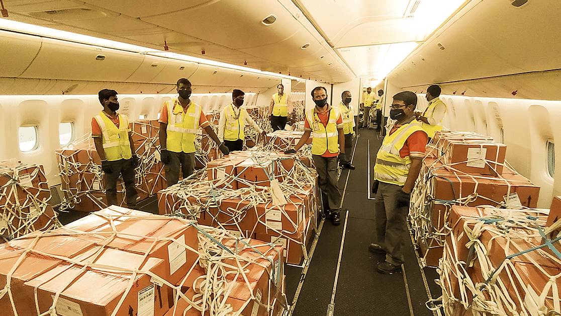 Etihad Cargo and EFL Global Successfully Deliver Vital Drugs to Brazil