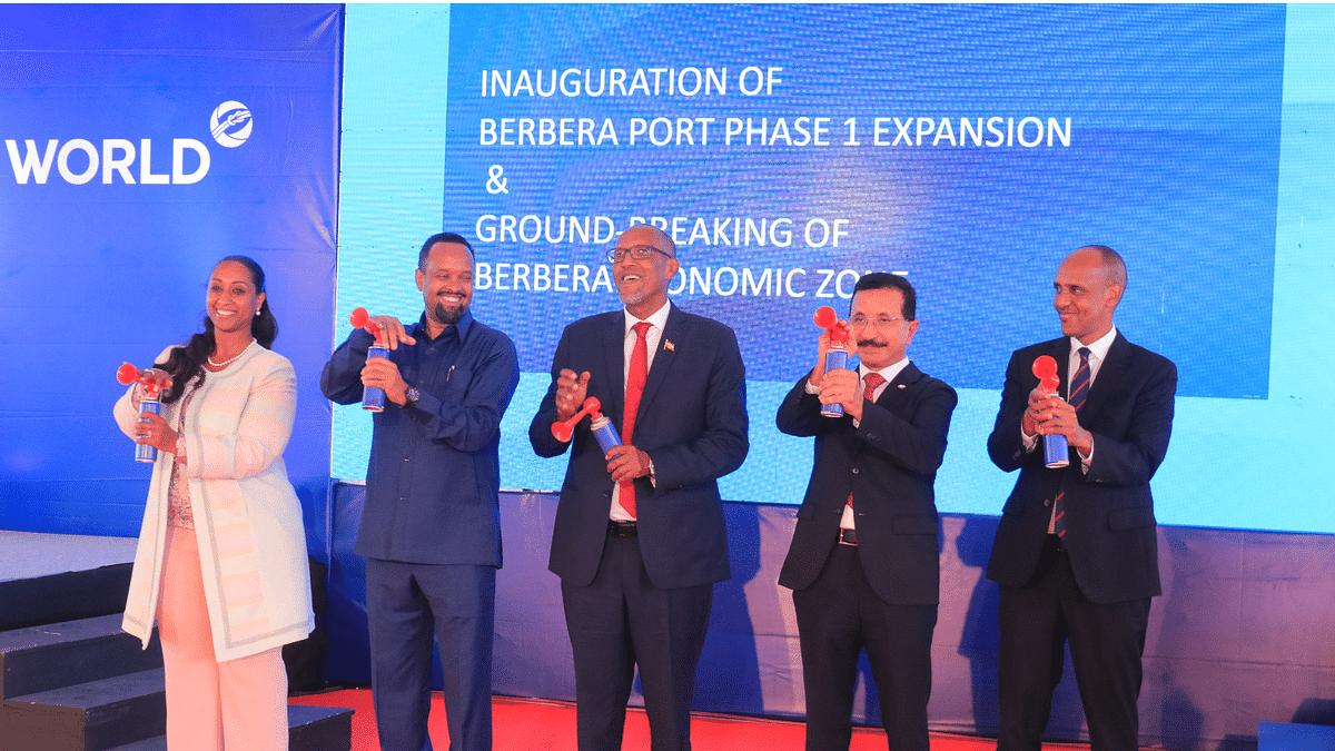 DP World and Somaliland Open New Terminal at Berbera Port