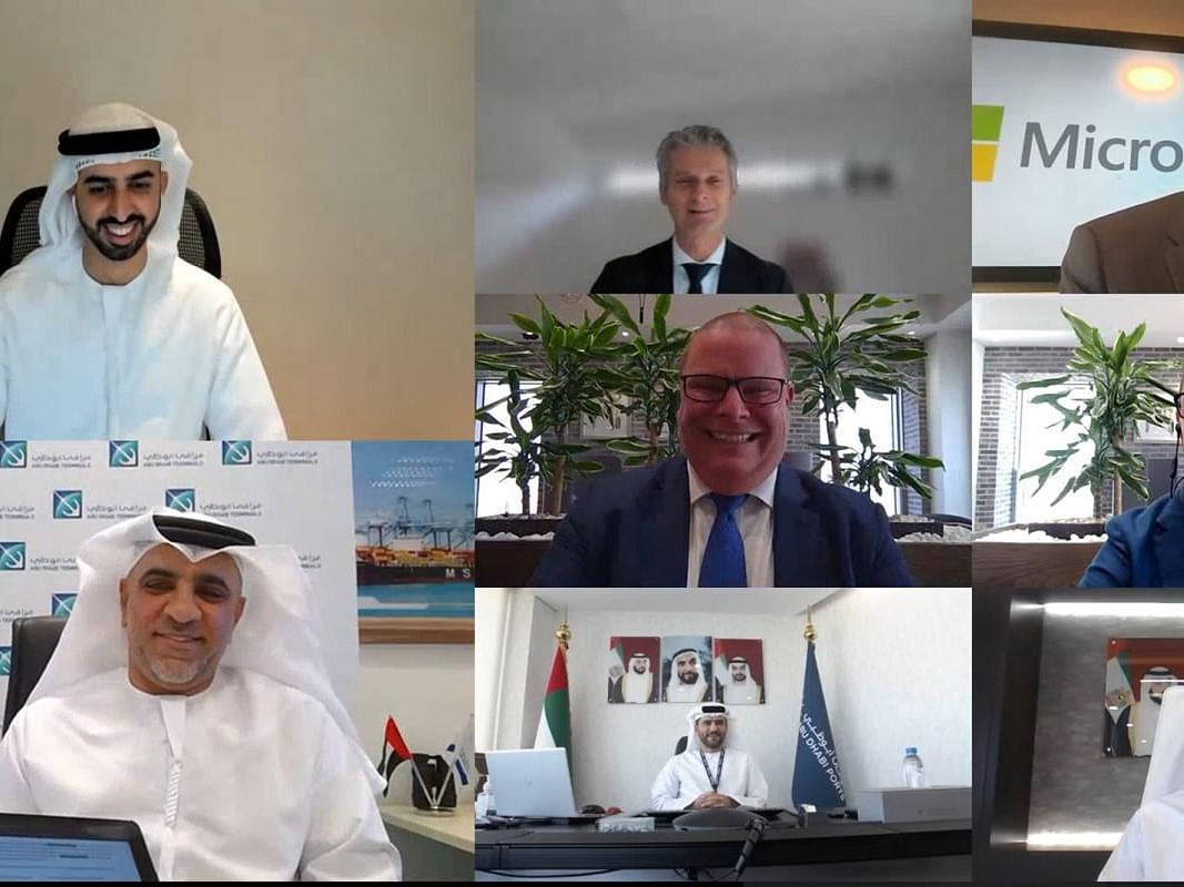 Abu Dhabi Terminals Unveils AI-Focused Partnership with Microsoft