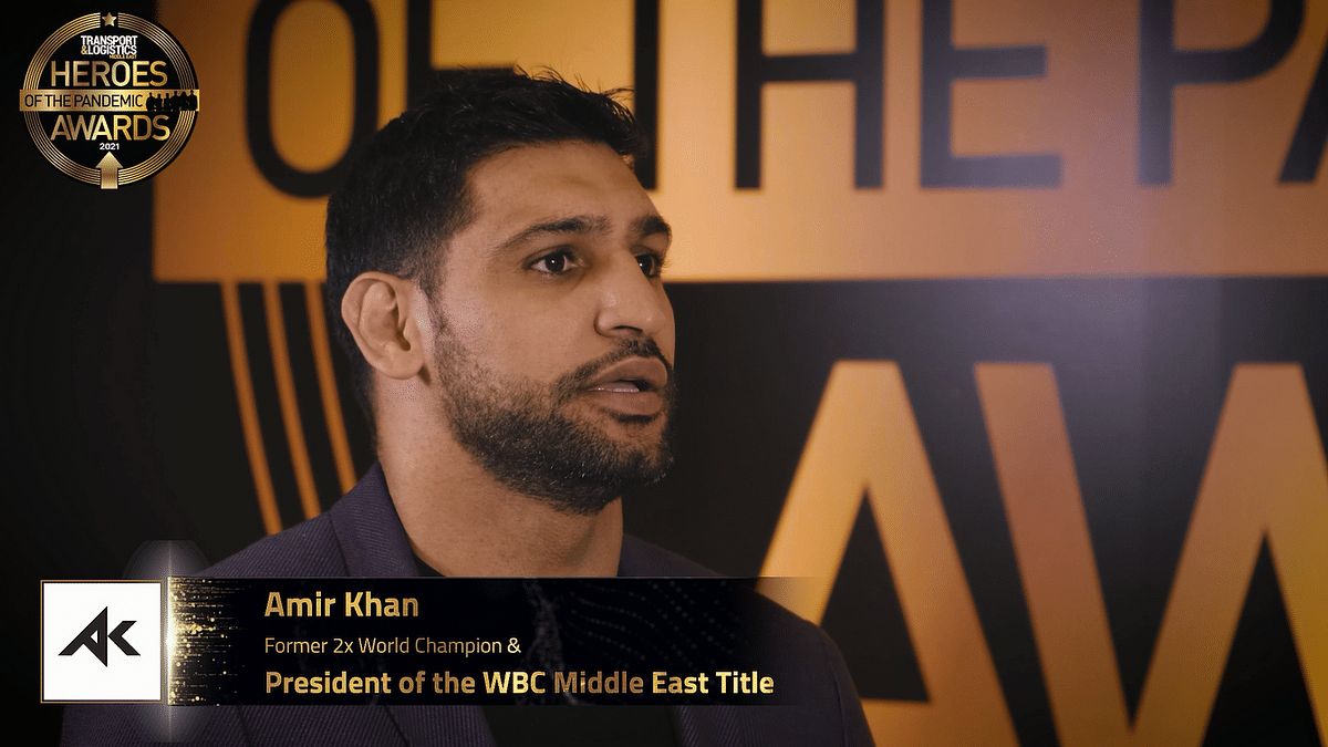 Watch: Boxing Legend Amir Khan's Exclusive Interview at HOTP Awards