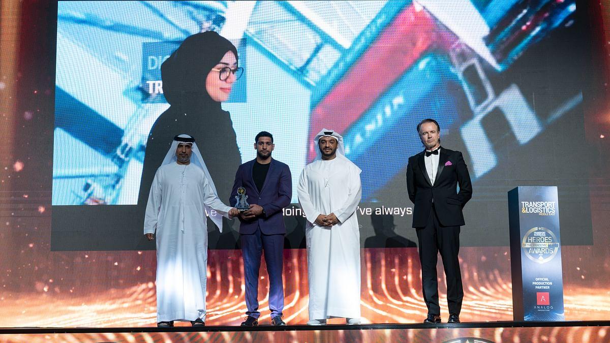 Abu Dhabi Ports mUnity Wins Hero of the Pandemic in Technology Award