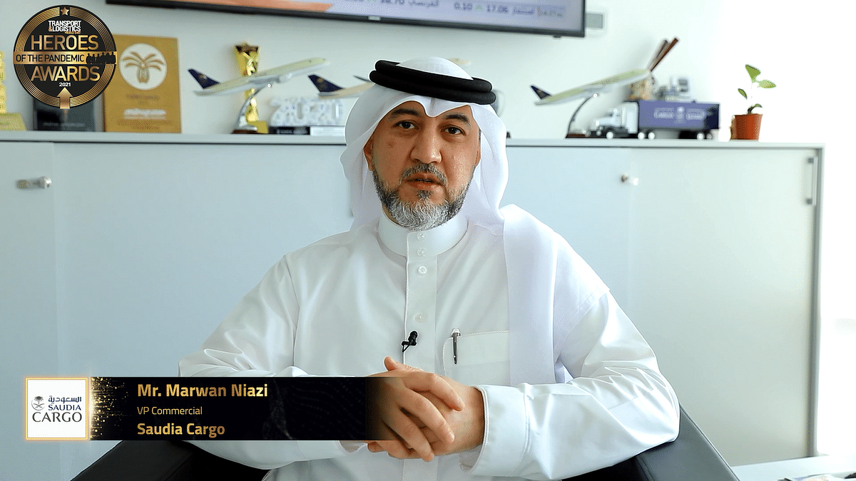 Exclusive Video: Saudia Cargo is 'For the People and By the People'