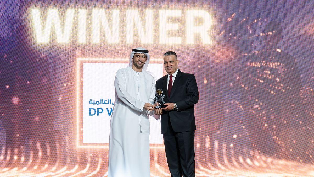 DP World, UAE Region Wins Big at TLME Heroes of the Pandemic Awards