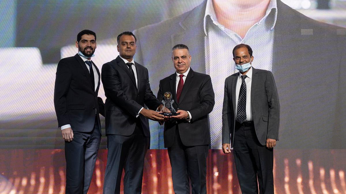 Navis Wins Most Dynamic Solution in Technology Award