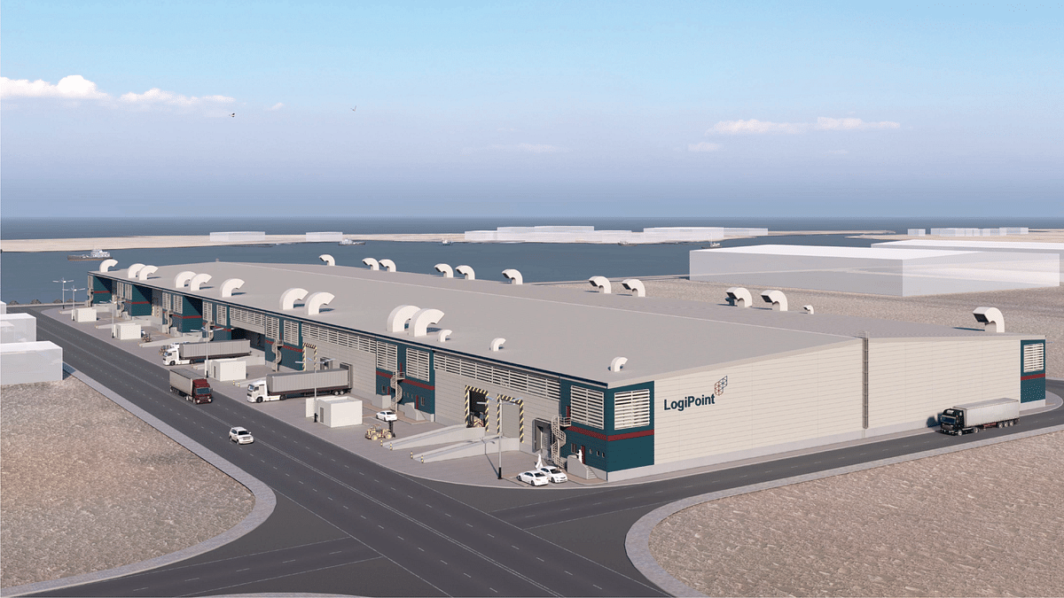 LogiPoint Awards $18 Million Contract to Build Warehousing Village V