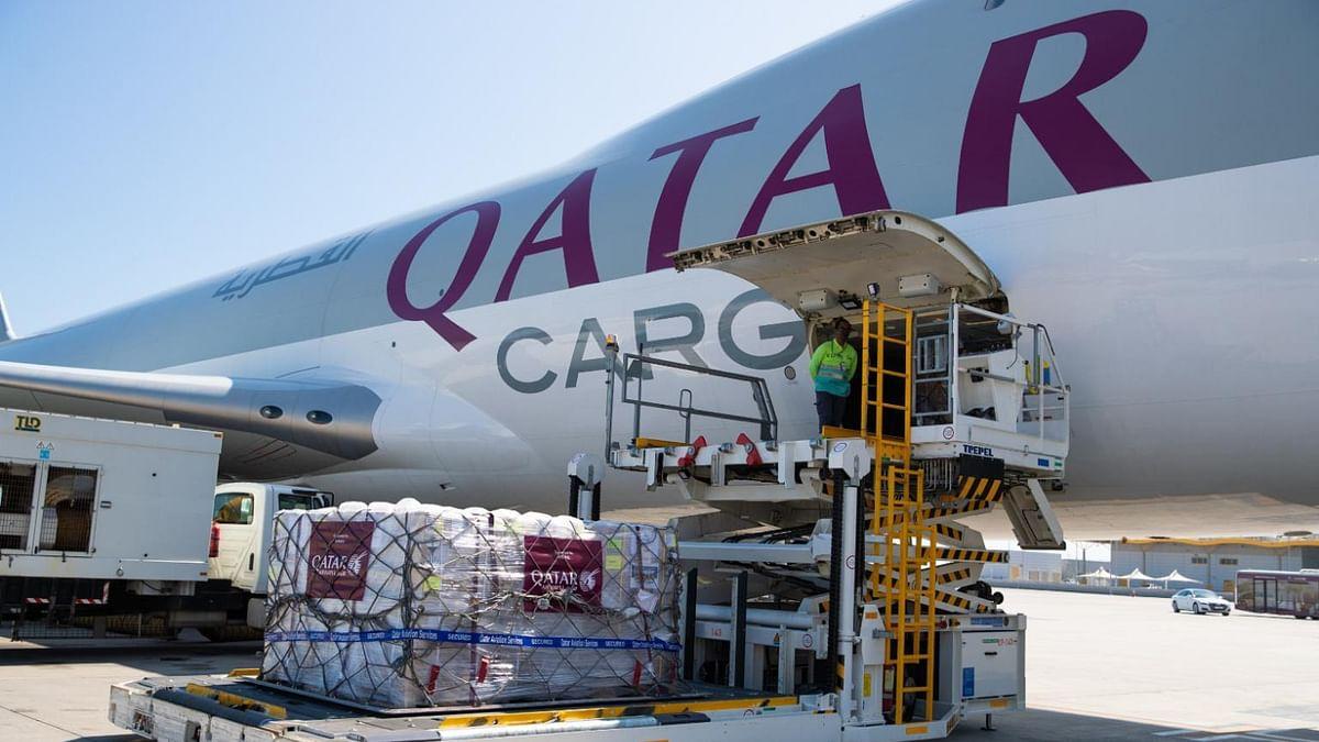 Qatar Airways Cargo Joins Pharma.Aero