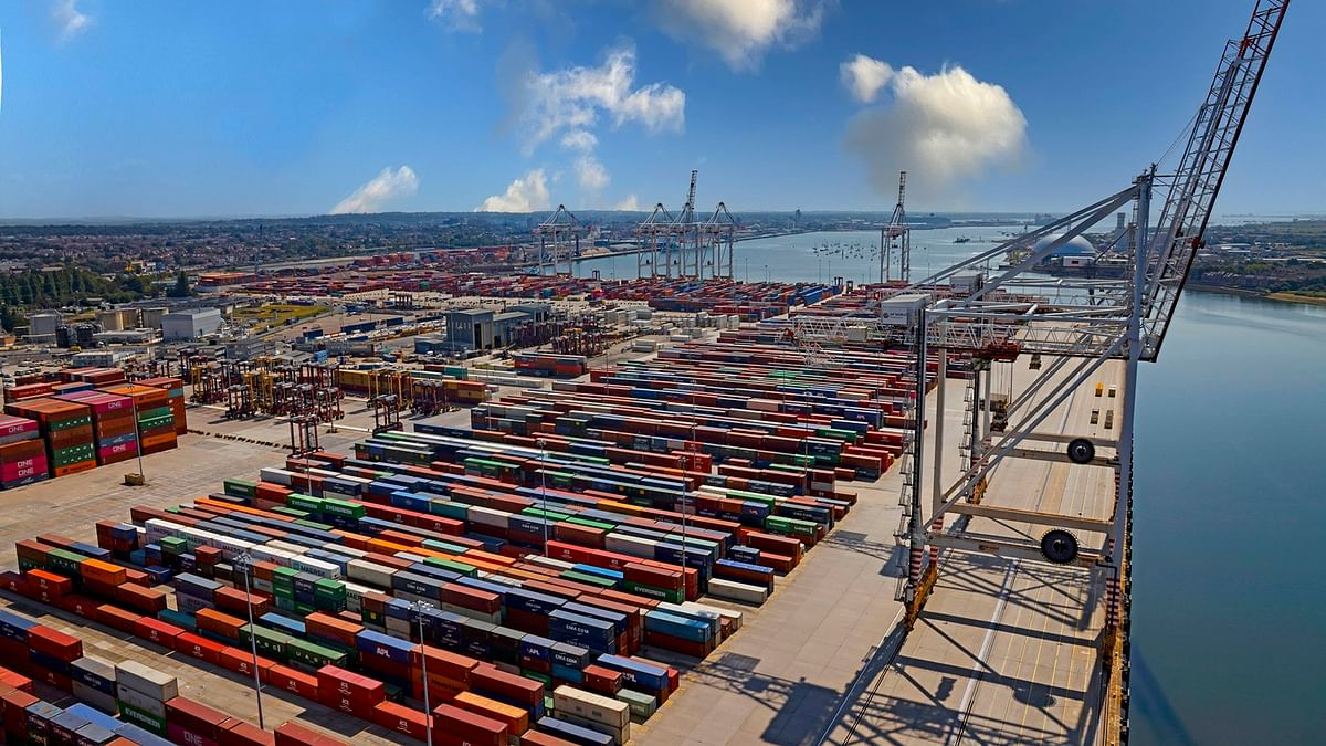 World's Largest Cranes to Service All Berths at DP World Southampton