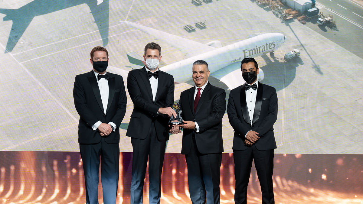 Emirates SkyCargo Wins Coveted Hero of the Pandemic - Air Cargo Award