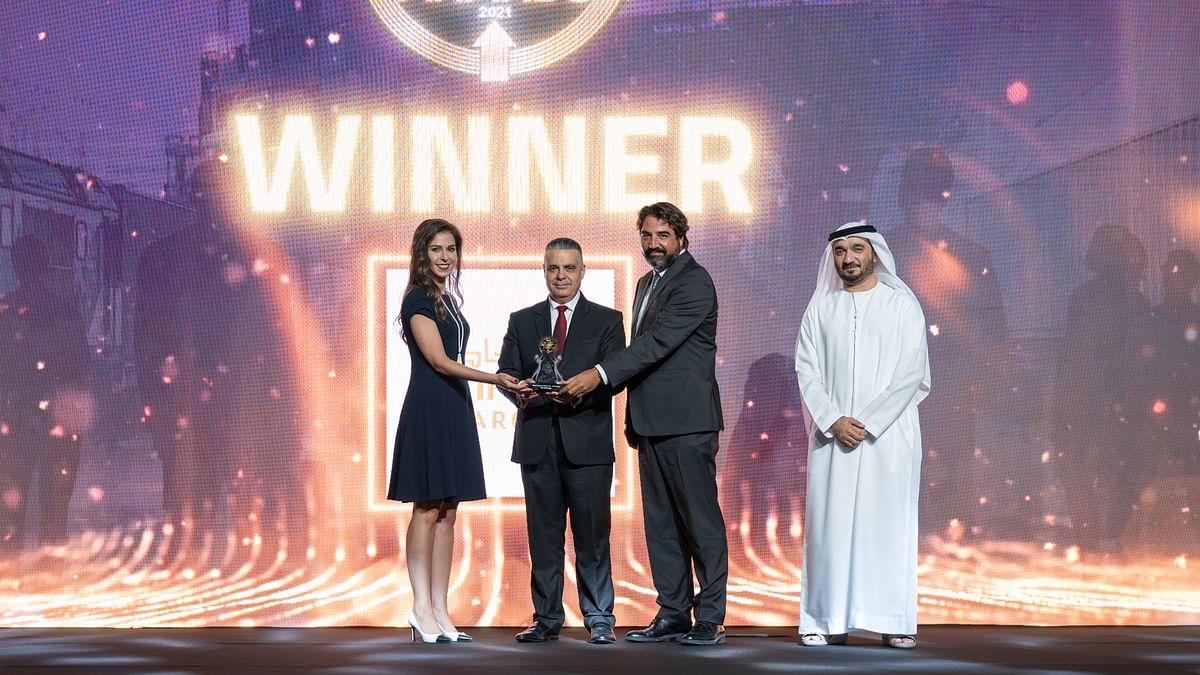 Etihad Cargo Wins Most Creative Performer (Air Cargo) Award
