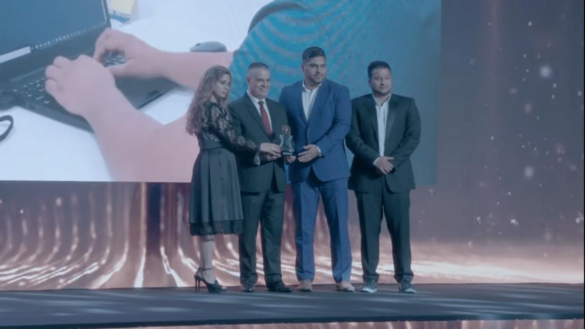 Razr Lab & Haifa Logistics Win Best Logistics Start-Up Award