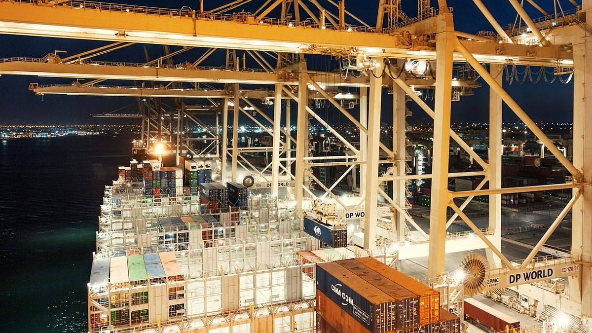 DP World Reports Strong Volumes Growth of 17.1% in First Half of 2021