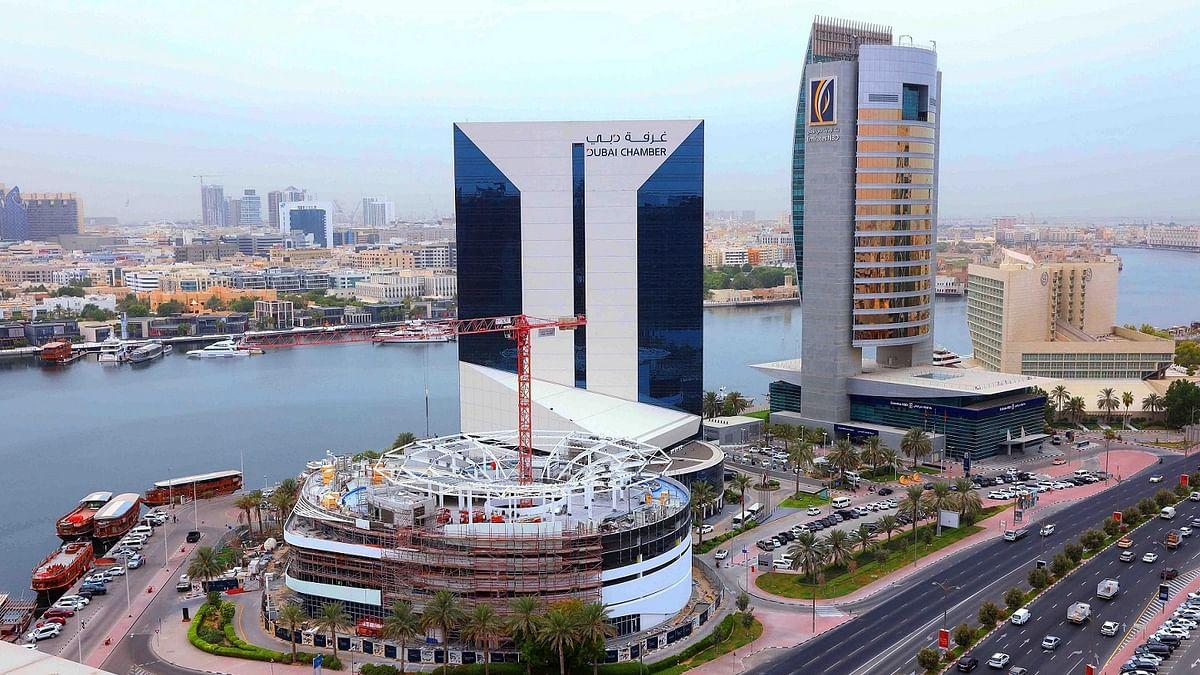 Mohammed bin Rashid Approves Board  of Dubai International Chamber