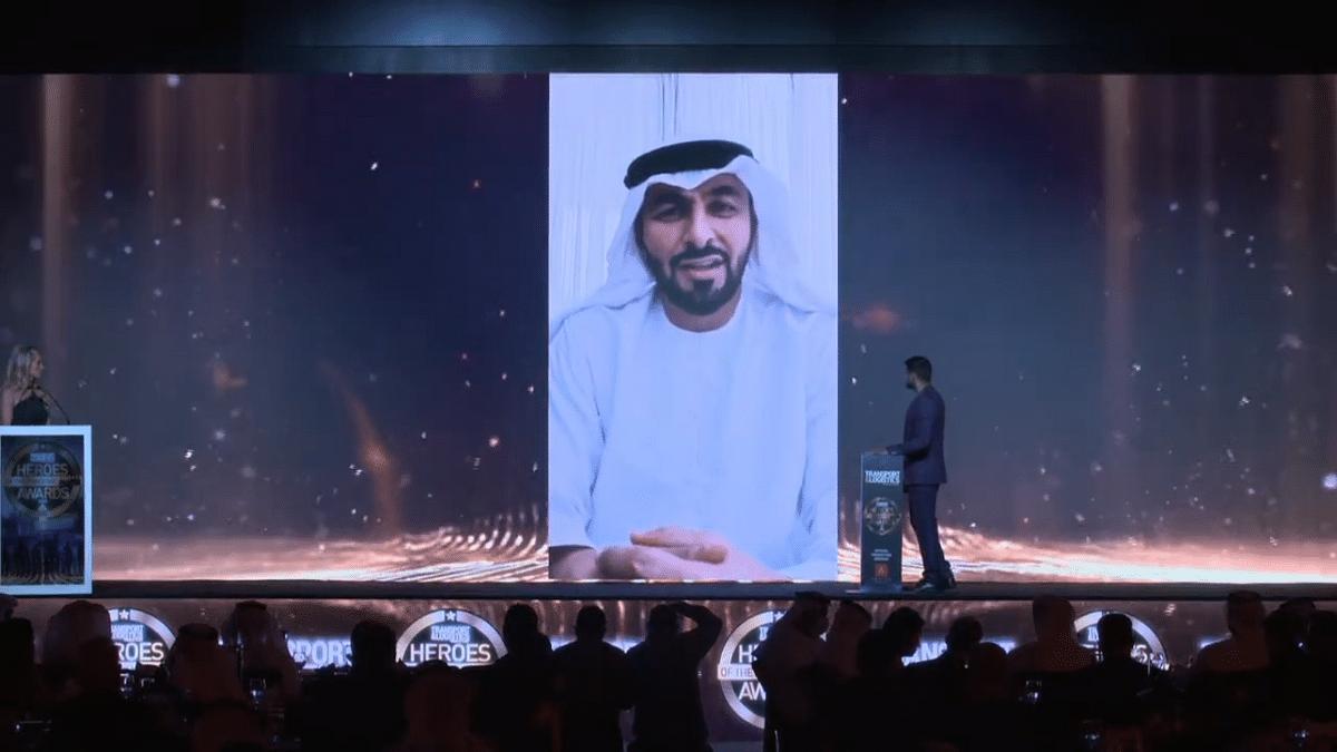 ADNOC Logistics' Captain Abdulkareem Al Masabi is CEO of the Year 2021